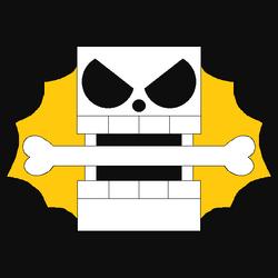 Piratas Arrr portrait