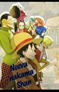Nueva nakama shan portada