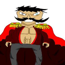 Capitán Blooder