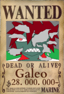 Galeo Wanted