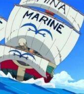 Buque de la Marina