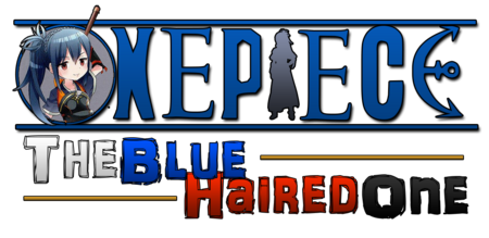 One Piece - The Blue Haired One