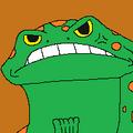 Toad Geri portrait