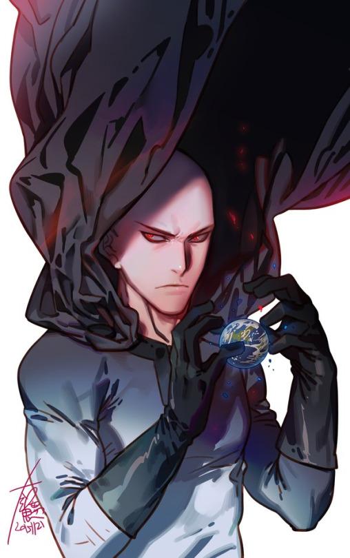 Dark Saitama | One Punch Man Fan Fiction Wikia | Fandom
