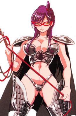 The dominatrix