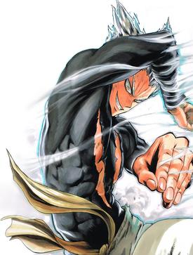 Garo Profil Manga
