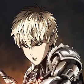 Genos Profil Anime