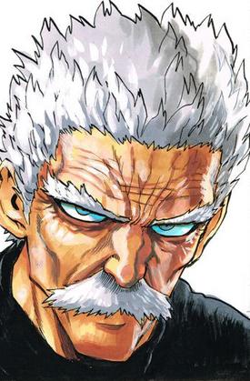 Bang Profil Manga
