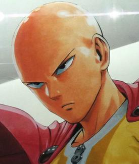 Saitama Profil Manga