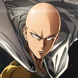 Saitama Profil Anime