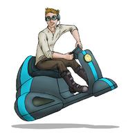 Pliff-speeder