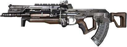 Akr-rifle