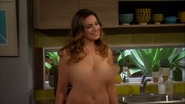 Kelly Brook nude One Big Happy pilot (10)