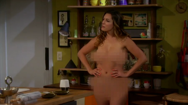 File:Kelly Brook nude One Big Happy pilot (23).png