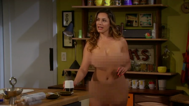 File:Kelly Brook nude One Big Happy pilot (21).png