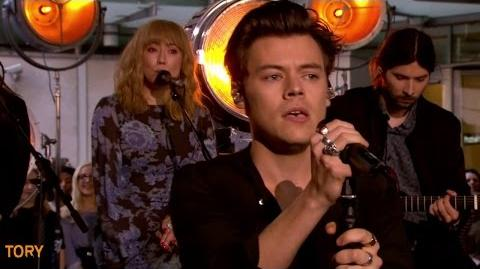 Harry Styles performs 'Sweet Creature' (LIVE BBC The One Show)
