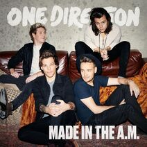 Made in the A.M. Cover