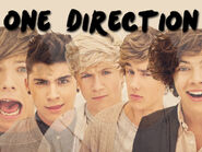 One direction (smile)