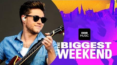 Niall Horan - Slow Hands (The Biggest Weekend)