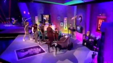 One Direction on Chatty Man (2011-2012)