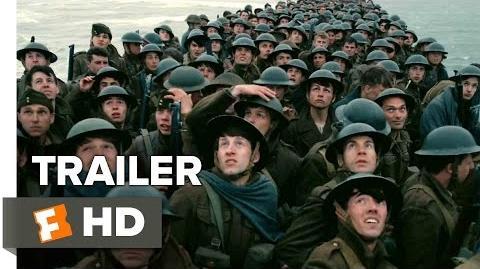 Dunkirk Official Announcement Trailer (2016) - Christopher Nolan Movie