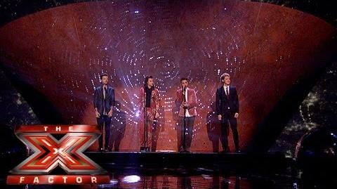 One Direction perform History on The Final The X Factor 2015