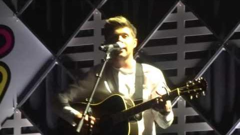 Jingle Ball - Niall Horan - This Town Live - 12 1 16 - San Jose, CA - HD