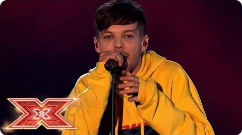 Louis Tomlinson - Miss You Final The X Factor 2017