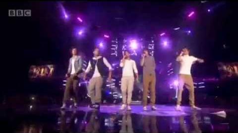 BBC Radio 1 Teen Awards - WMYB & Na Na Na