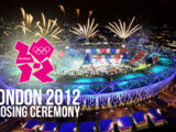 London 2012 Olympic Closing Ceremony