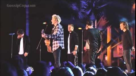 Night Changes - One Direction TV Special HD