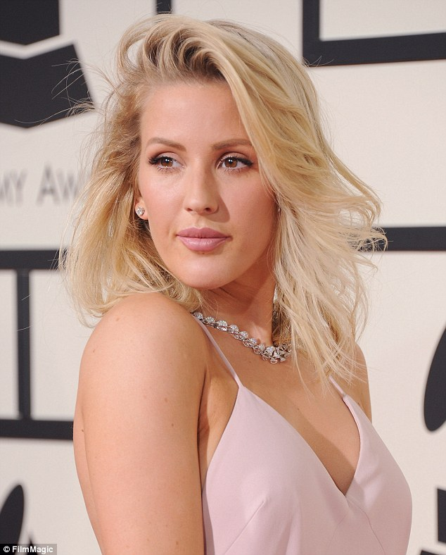 Is ellie goulding dating one direction