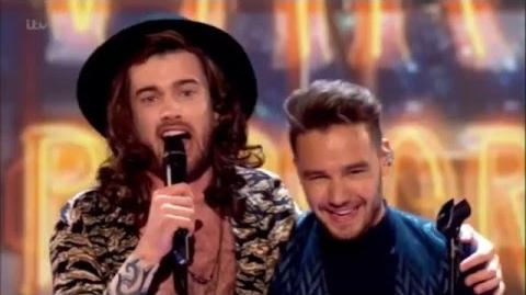 One Direction Perfect Live - Royal Variety Performance 2015