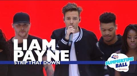 Liam Payne - 'Strip That Down' (Live At Capital's Summertime Ball 2017)