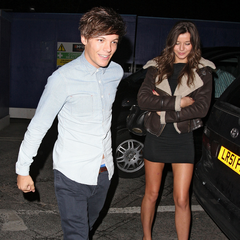 First public outing, Niall's birthday. London, September 2011.