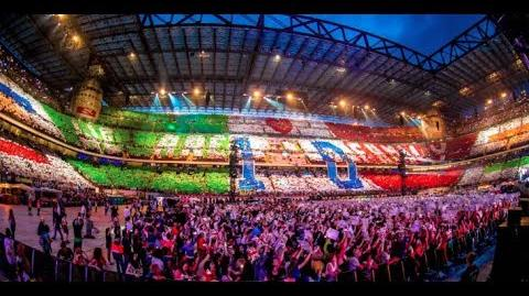 FAN ACTION, Right Now - One Direction - Milan, ITALY - June 28, 2014