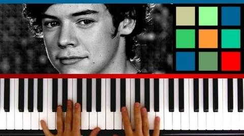 "How To Play ""Gotta Be You"" Piano Tutorial Sheet Music (One Direction)"