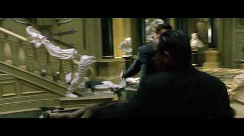 Matrix RELOADED - Chateau Fight Scene