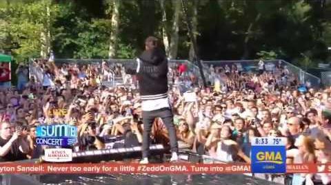 Zedd, Liam Payne - Get Low (GMA 21.07