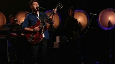 Niall Horan Performs 'Too Much To Ask' on Ellen show October 20th,2017