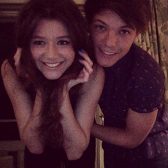 Eleanor joins Instagram and posts this picture. 2012.