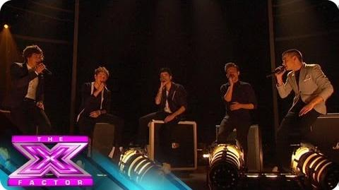 The X Factor USA - Little Things