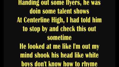 Eminem - Yellow Brick Road - Lyrics