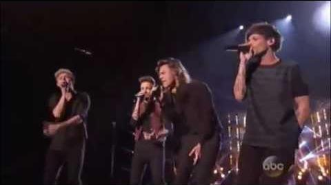 One Direction - Perfect Live at the AMAs 2015
