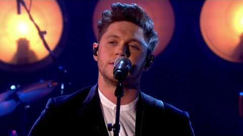Niall Horan - Too Much To Ask Live on Graham Norton HD