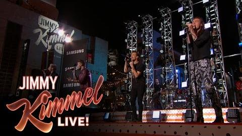 "One Direction Performs ""Perfect"""