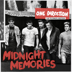 Midnight Memories Deluxe cover