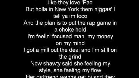 50 cent in da club lyrics
