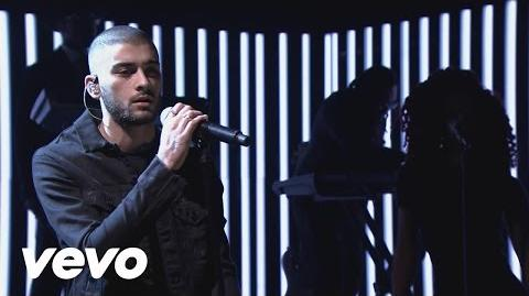 ZAYN - LIKE I WOULD (Live on The Tonight Show Starring Jimmy Fallon)