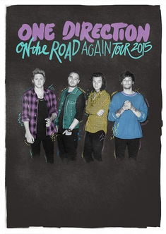 One Direction - OTRA Poster 2015